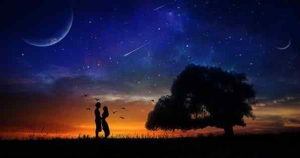 Love spell for the growing moon - rituals for different stages of relationships