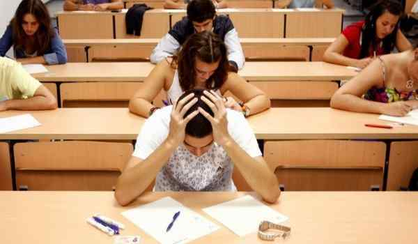 Prayer for the exam