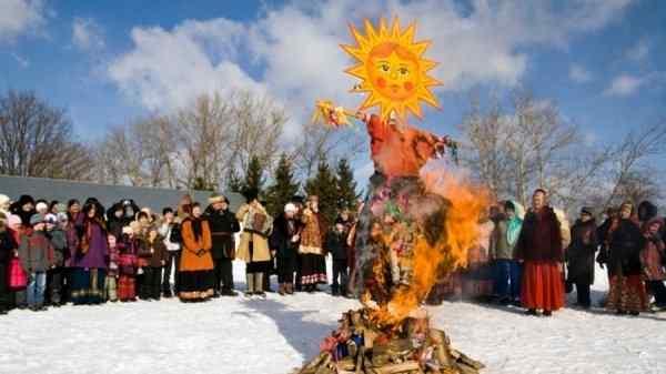 Plots on Maslenitsa - folk magic