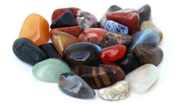 Stones against the evil eye