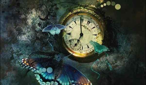 Гадание по часам спонтанно