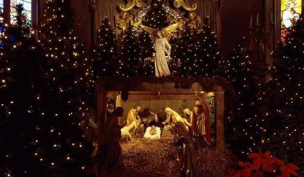 Гадания в рождественскую ночь