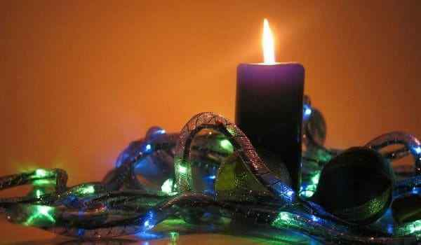 Divination for the New Year on the constricted