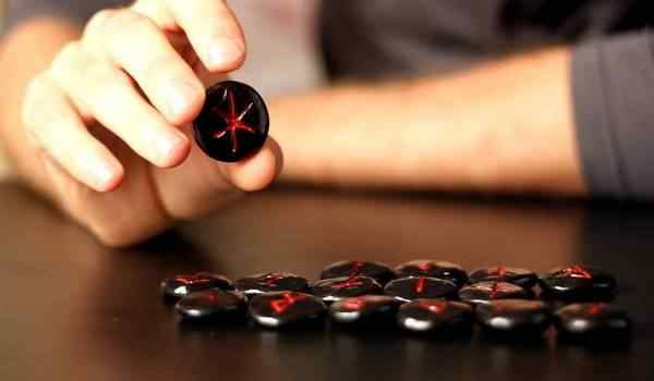 How to remove a love spell runes yourself?