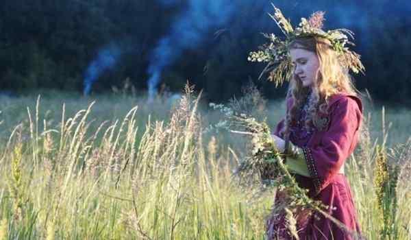 Деревенский приворот: древняя магия