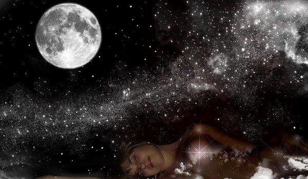 Love spell - the power of night dreams