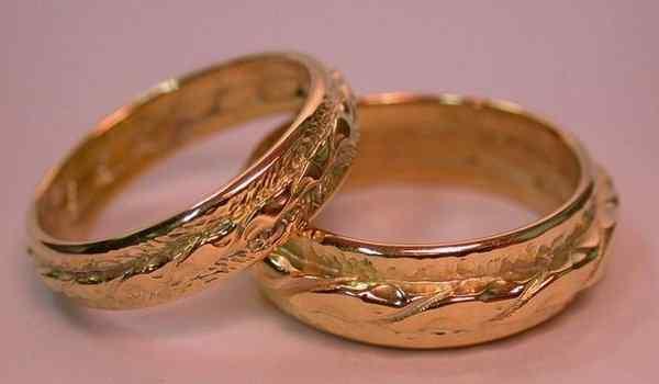 Заговор на кольцо - символ вечной любви