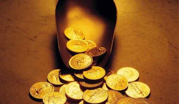 Plotting on a coin will help get rich