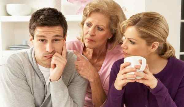 A mother-in-law plot will establish family relationships.