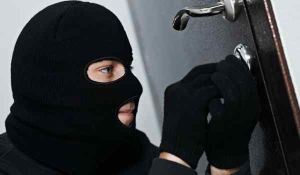Conspiracy against thieves - protection against theft