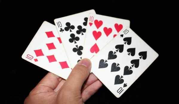 Гадание на игральных картах в домашних условиях