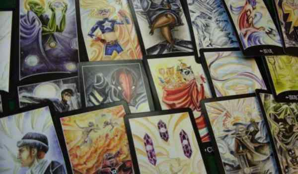 Tarot Divination for love and heart bindings