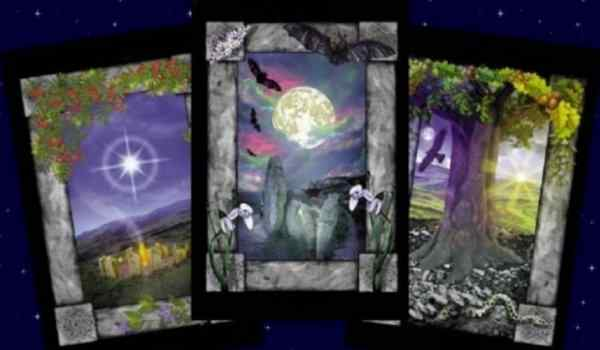 Tarot divination for the day and its events