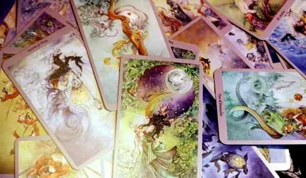 Tarot divination for the year and upcoming events