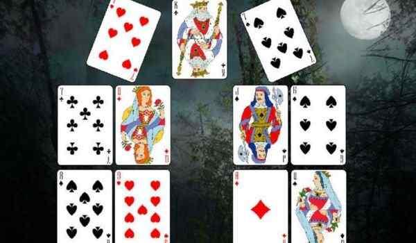Гадание на игральных картах на любовь и отношения
