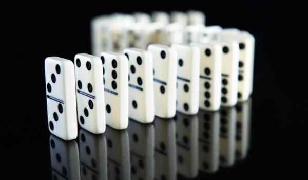 Гадание на домино: способы, расшифровка