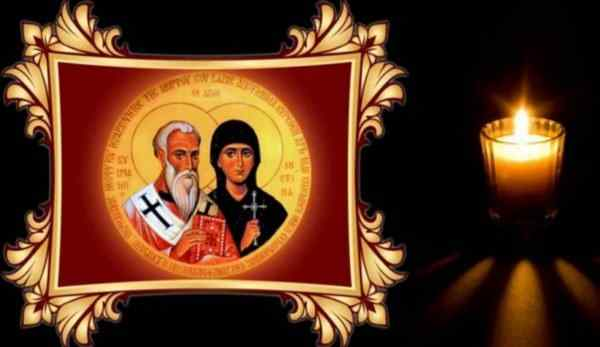 Prayer to Cyprian and Justine: from witchcraft, from spoilage and evil eye, the strongest prayer