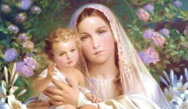 Материнская молитва: за чадо свое, о детях, о дочери, о сыне