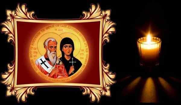 Молитва от колдовства, порчи, чародейство, сглаза, для защиты, Киприану и Устинье