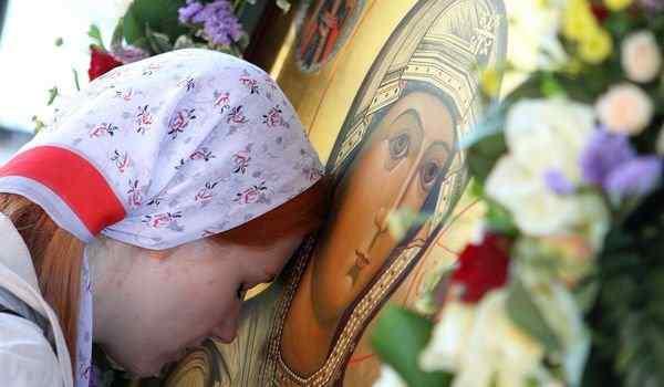 Чудодейственная Молитва от всех бед #171;Сон Пресвятой Богородицы#187;, оригинальный текст