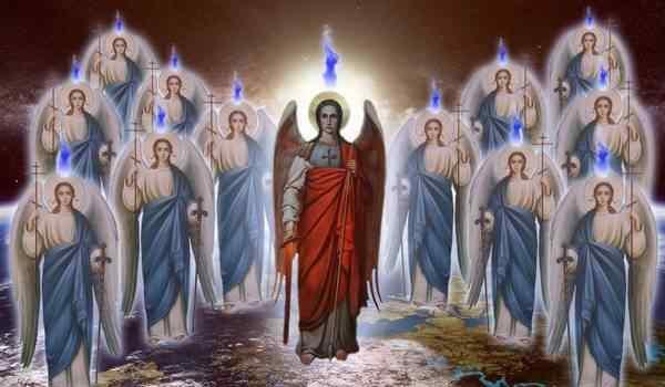 Молитвы Архангел Михаил, Гавриил, Рафаил, Архангел Уриил, Селафиилу, архангел варахиил на каждый день недели