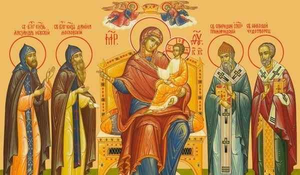 Молитва Божьей Матери «Экономисса»: текст молитвы «Домостроительница», как читать, в чем помогает