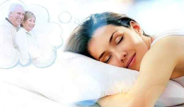 Dream interpretation, what dreams of deceased relatives, a deceased person as if alive in a dream