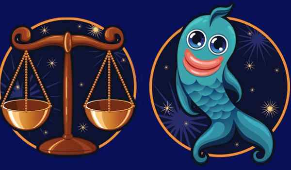 Compatibility of Libra and Pisces: in love, in marriage, in