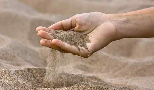 Dream interpretation, what dreams of sand: sugar, yellow, a lot of sand in a dream