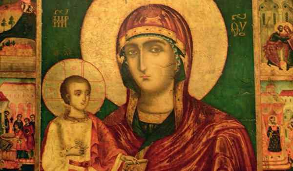 Dream interpretation, what the dream icon: the Mother of God, in the temple, the icons of the saints in a dream