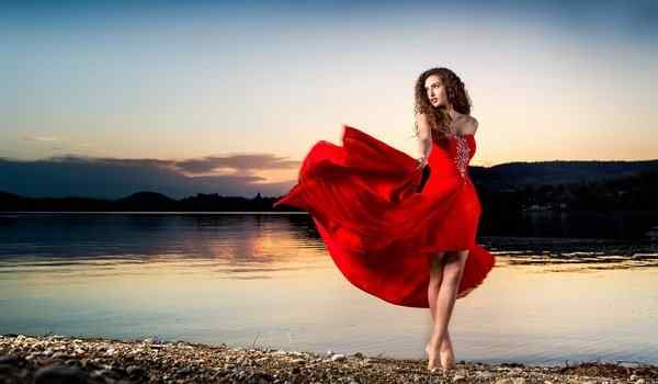 Why dream of a dress: red, white, new, buy a dress in a dream