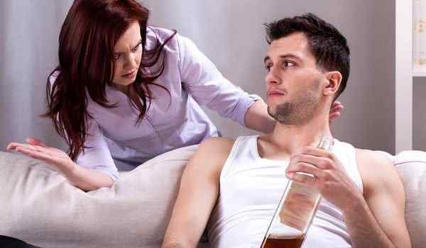 What dreams of a husband: a former, drunk, cheating husband in a dream