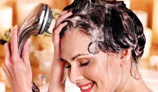 Why dream of washing your head: with shampoo, in a bath, to ruffle hair on your head in a dream