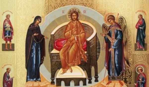 Молитва задержания старца Пансофия Афонского