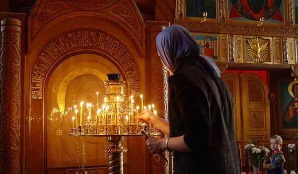 Молитва от порчи короткие