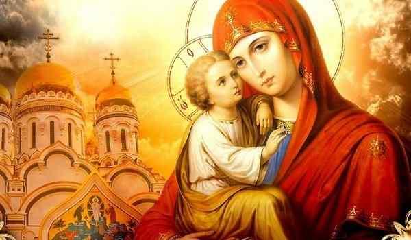 """Молитва """"Царице моя Преблагая надеждо моя Богородице"""", текст на русском"""
