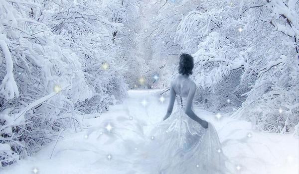 К чему снится снег белый и чистый