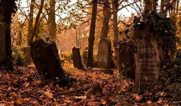 К чему снятся кладбище