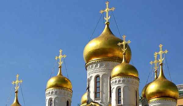 Приснились золотые купола