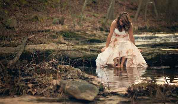 К чему снится грязное свадебном платье
