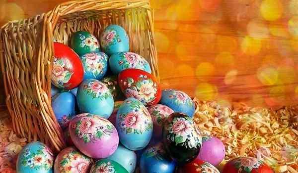К чему снятся крашеные яйца