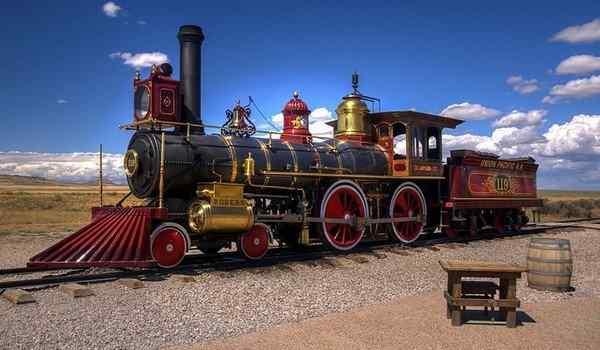 К чему старый поезд