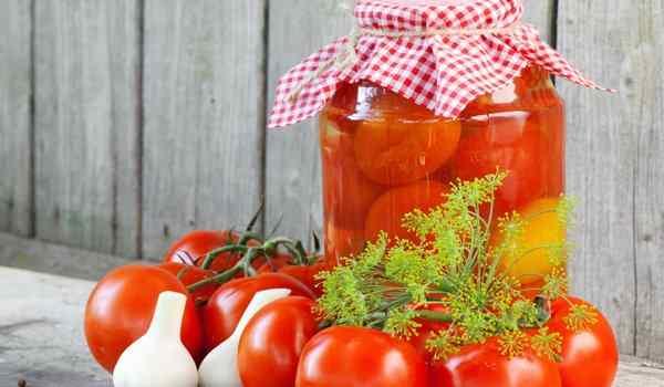 К чему снятся консервированные помидоры