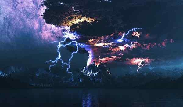 К чему снится гроза и молния