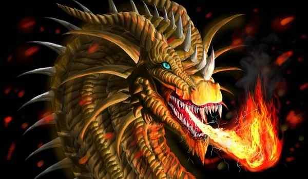 К чему снится дракон