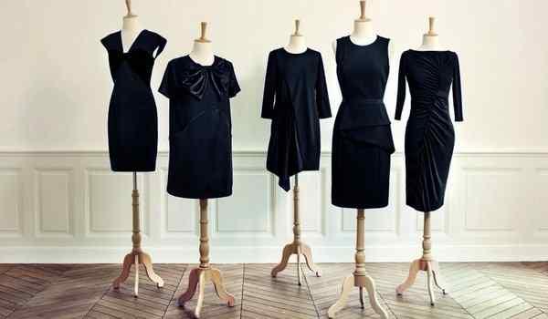 Черное платье во сне