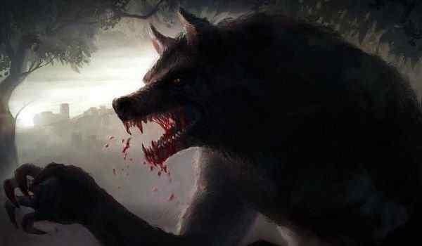 Снится вампир оборотень