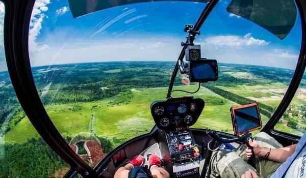 Летать на вертолете во сне