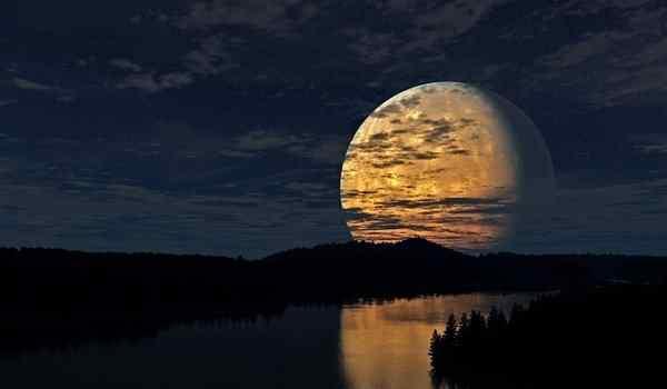 Видеть луну во сне