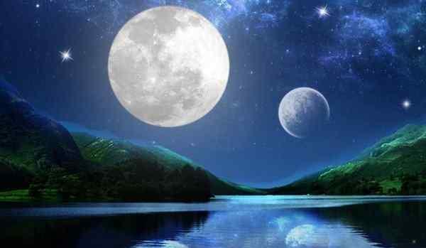 Снятся две луны